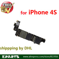 TVC mall for iPhone 4S Motherboard Logical Board Mainboard, Dummy Model Metherboard, Best Price, 10pieces/lot, DHL Free shipping