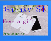 free shipping and gift for samsung galaxy siv s4 screen protector for Samsung Galaxy S4 SIII i9500(S4)