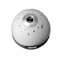 elegant practical Starry Digital Magic LED Projection Alarm Clock Night Light Color Changing K5BO