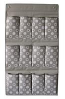 2014 Hot Sale Limited Organizadores Closet Organizer Home Garden Lanting Waterproof 12 Bag Slippers Storage Mobile Phone 2e04e