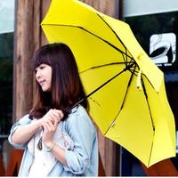 Women Folding Umbrellas Folding umbrellas sun  anti-uv lovers female male mabu   Umbrella FREE SHIPPING