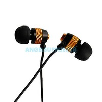 For iPhone MP3 MP4 3.5MM Stereo Inear Earphone