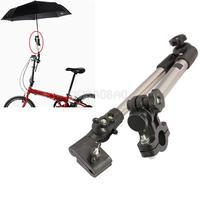 Wheelchair Bicycle Pram Swivel Umbrella Connector Stroller Holder Any Angle #gib