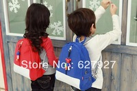 Winnie the Korean version of kindergarteners shoulder bag backpack schoolbag cartoon package Gloomy