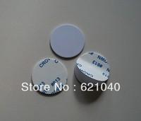 10pcs ID tags, PVC ID label/sticker/tag, 125Khz, RFID tags, 25mm daimeter LF tag