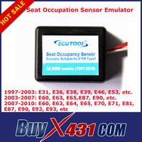 Seat Occupation Sensor SRS Emulator Airbag Reset Tool for E31 E36 E38 E39 E46 E53 E60 E63 E64 E65 E70 E71 E81 E87 E90 E92 E93