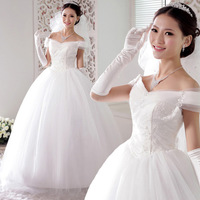 Free shipping !2013 fashion women dress Sweet lace Lovely High-quality Sexy princess dress bride neckline tube top sweet