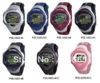 Free Shipping HighQuality PASNEW Fashion Water-proof Students Girls Digital Sport Watch 905086-P-056G-N1