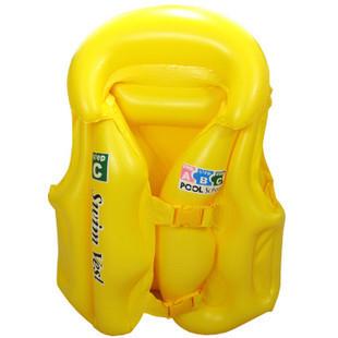 Abc vest type inflatable child swimwear child life vest child buoyancy clothing
