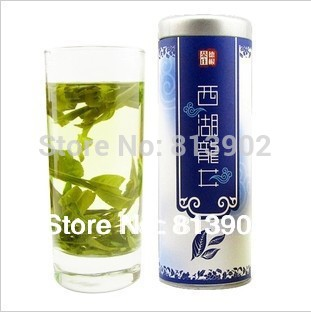 Hot sale+shipping free!2014 West Lake Longjing, green tea, Handmake,Tea farmers direct marketing,50g