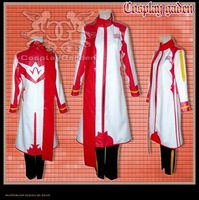 VOCALOID Kaito Cosplay Costume  For halloween Custom made Fast shipment