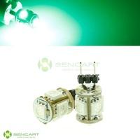 G4 1.2W 65-76LM 515-530nm Green 5-SMD 5050 LED Light Bulb (12V)