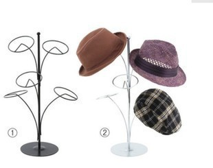 hat holder racks store display
