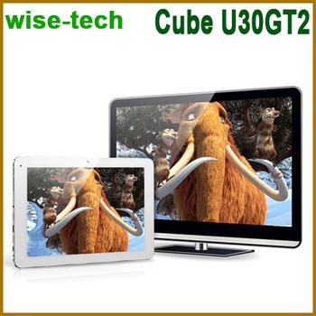 "FREE SHIPPING cube u30gt2 RK3188 quad core 2gb ram 16gb/32gb 10.1"" Android 4.1 tablet pc HDMI bluetooth camera 5MP/ammy"