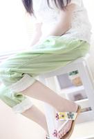 Japanese style women's drawstring loose capris embroidery laciness roll up hem hemp women's casual pants