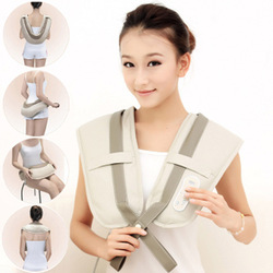 One shoulder massage cape cervical massage device neck(China (Mainland))