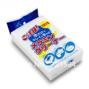 Free Shipping Universal Magic Nano Cotton Cleaning Sponge/Algae Spirogyra Wash Bowl Brush/Cleaning Brush/ Clean Sponge