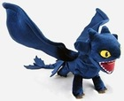 How to Train Your Dragon Plush Character Toy Toothless Night Fury Plush Doll New(China (Mainland))