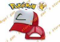 Free shipping!!!  Pokemon small wisdom Mesh baseball cap hat cosplay hat 001
