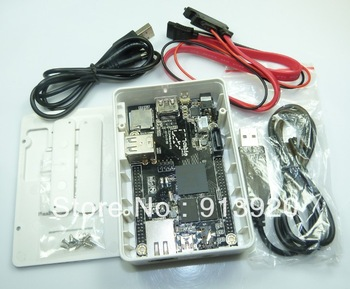 Raspberry Pi Enhance Version Mini PC Cubieboard 1GB ARM Development Board Cortex-A8 Kit