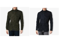 wholesale Bean pole male adult stand collar jacket