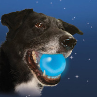 Nite ize flash ball k9 toy ball meteor ball led light ball