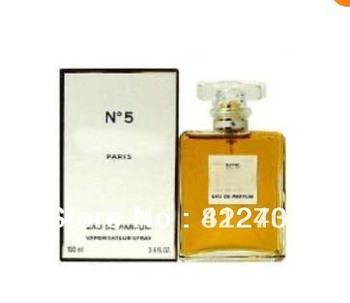 parfum original women 100ml lady 5 Eau De Parfum with free shipping