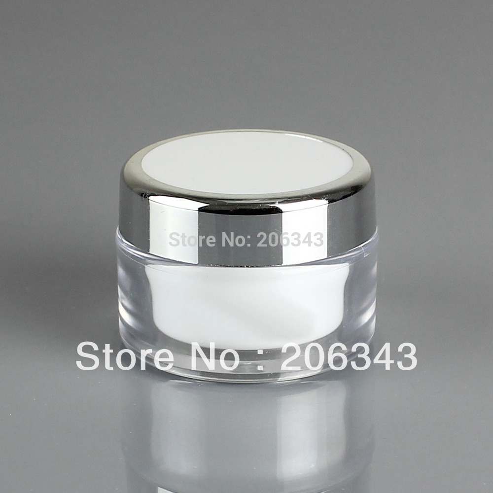 50G cream bottle,cosmetic container,,cream jar,Cosmetic Jar,Cosmetic Packaging(China (Mainland))
