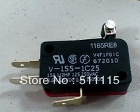 Micro switch with roller 1185RE8 V-155-1C25