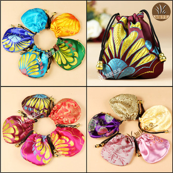 jewelry bags gift box  beads holder pouch