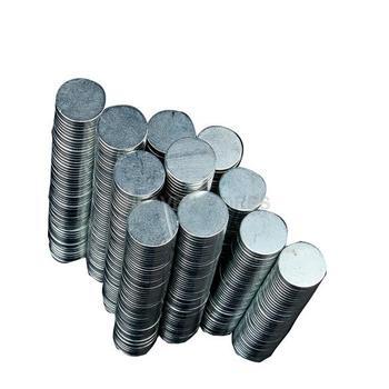 20 Pcs Rare-Earth Neodymium Magnets For DIY 8mm x 1mm hv3n
