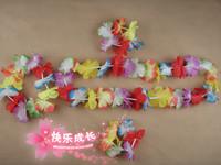 Free shipping 10pcs/lot 60cm,Children Hawail Hula Skirt/Hula costume/ Grass Skirt/ wreath,Flower Skirt /Hula dance ,many colours