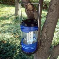 New Bright 18 LED Lamp Camping Tent Lantern Fishing Light Adjustable brightness