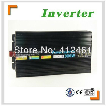 HOT SALE 5000W Peak is 10000w  Inverter DC 12V/24V/48V TO AC 100V/110V/120V 220V/230V/240V Pure Sine Wave Inverter