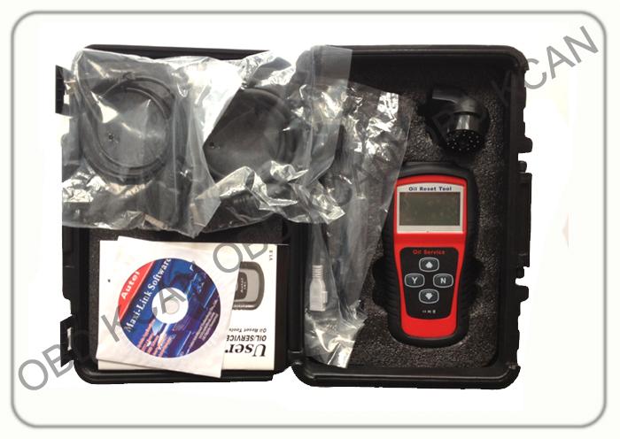 Autel Oil Light/Service Reset Tool OLS301 Auto scan tool oil light service with DHL fast free shiping .(China (Mainland))