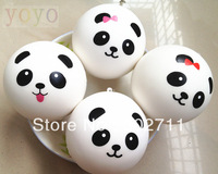 10cm JUMBO Panda Ball Squishy Phone Charm / Bag Charm/Free Shipping