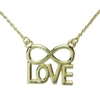 New arrive 2013 Infinite love necklace,fashion necklace ,Min order $15
