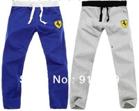 Men and women couple pants Casual trousers Sports pants trousers