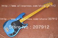 Artist Series Steve Harris Precision Bass Royal Blue Metallic new arrival guitar wholesale&retail China guitar factory