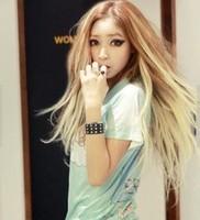 High temperature drift wig harajuku silk wig wholesale 70 cm