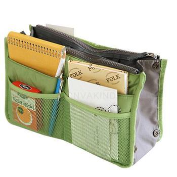 #C Insert Handbag Organiser Purse Large liner Organizer Bag Amazing Women Travel