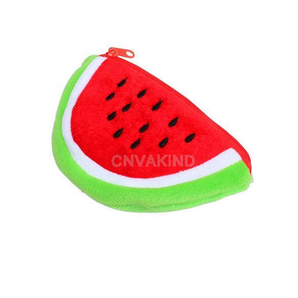 #Cu3 Watermelon Bag Coin Purse Favor Fish Extender Gift(China (Mainland))