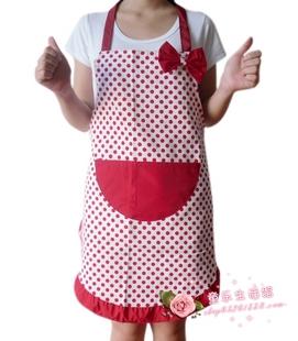 wholesale Fashion aprons princess ruffle apron home apron(China (Mainland))