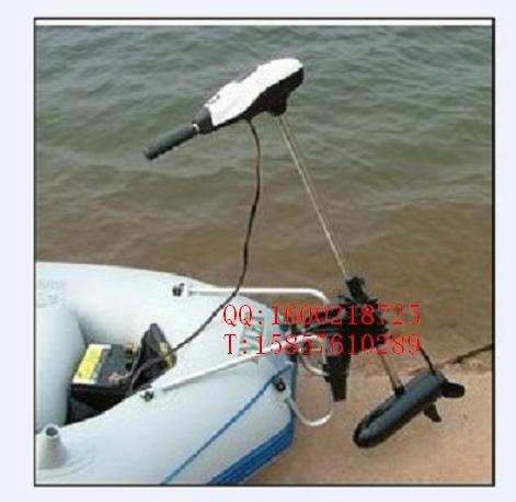 Как сделать электрический лодочный мотор