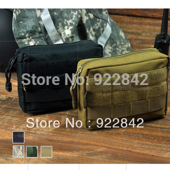 Small Work Edc Camouflage Package Bag Outdoor Waist Pack Clutch Multifunctional Camouflage Portable Carry Bag