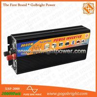 CF 2000W 24V power convertor for home application XSP-2000-24v