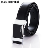 Straps male Belt genuine leather belt Leather skirt pure commercial male Wrist strapscowhide belt white strap