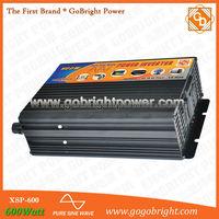 CF 600W 12V dc/ac  power conversor for camping XSP-600-12v