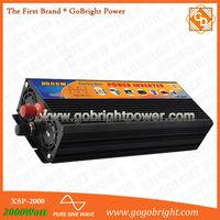CF 2000W 24V dc/ac power auto conversor XSP-2000-24v