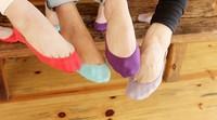 10pairs/lot women slipper socks summer thin ladies socks cotton girls' sneaker sock free shipping